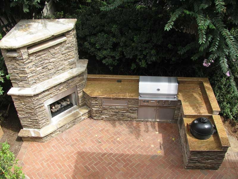 Outdoor Kitchen With Weber Charcoal Grill - Outdoor Designs on weber outdoor grills built in, bbq island outdoor kitchen, weber charcoal outdoor kitchen, fire pit with outdoor kitchen, custom outdoor kitchen, wolf grill outdoor kitchen, charcoal grill outdoor kitchen, barbecue outdoor kitchen, primo grill outdoor kitchen, weber smoker outdoor kitchen, weber summit outdoor kitchen, weber kettle outdoor kitchen, dream outdoor kitchen, weber outdoor fireplace, weber genesis outdoor kitchen, weber outdoor kitchen frame, do it yourself outdoor kitchen, kamado grill outdoor kitchen, built in outdoor kitchen, wood and stone outdoor kitchen,