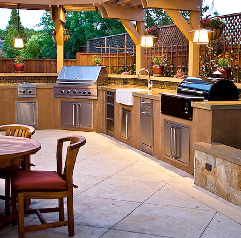 Custom Outdoor Kitchens Palm Beach Kitchen Grills