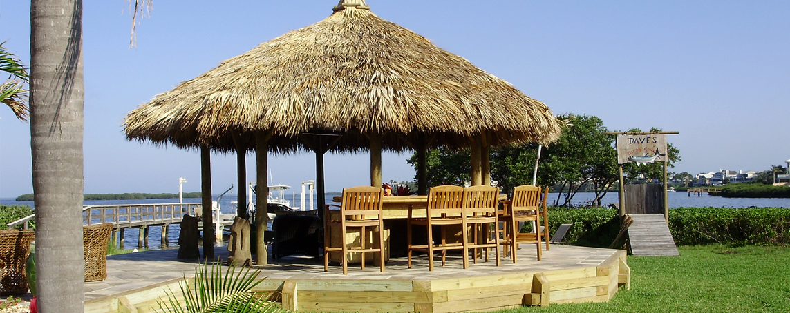 Outdoor Kitchens Gas Grills Awnings Tiki Huts