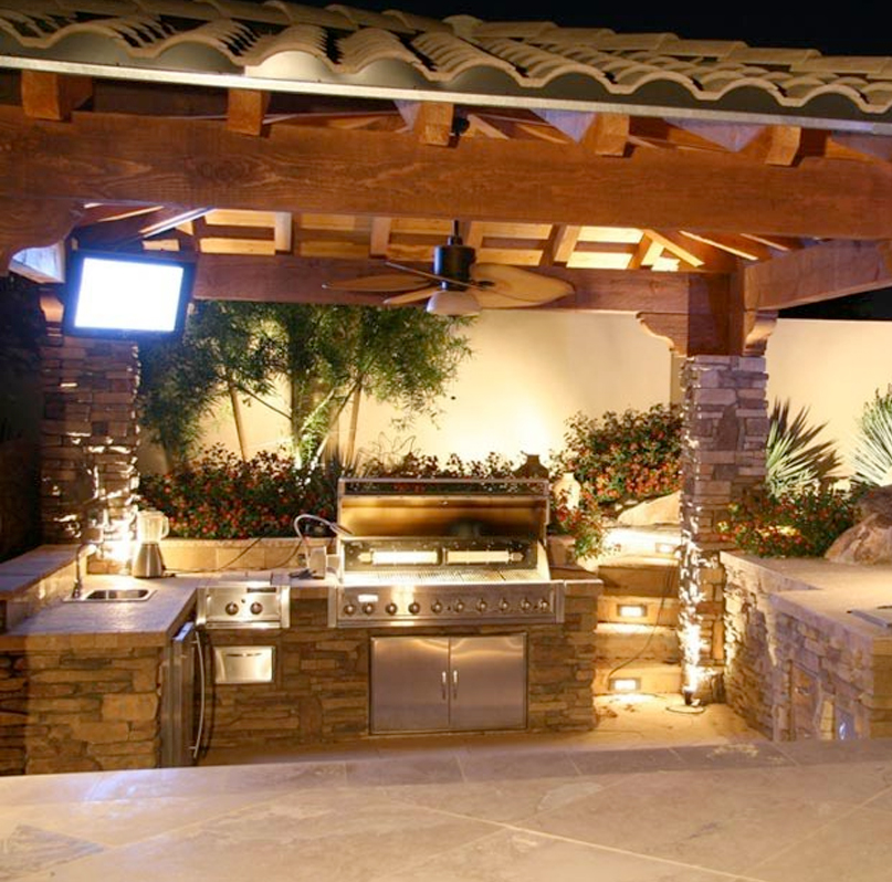 outdoor kitchen designs and ideas custom outdoor kitchens palm kitchen grills palm 549