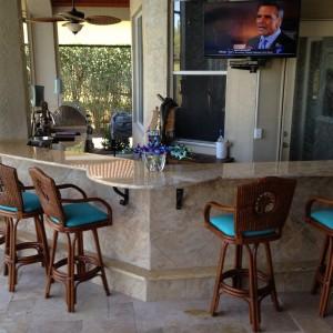 Ironhorse palm beach gardens outdoor kitchen